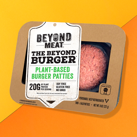 Is The Beyond Burger Healthy Registered Dietitians Weigh In