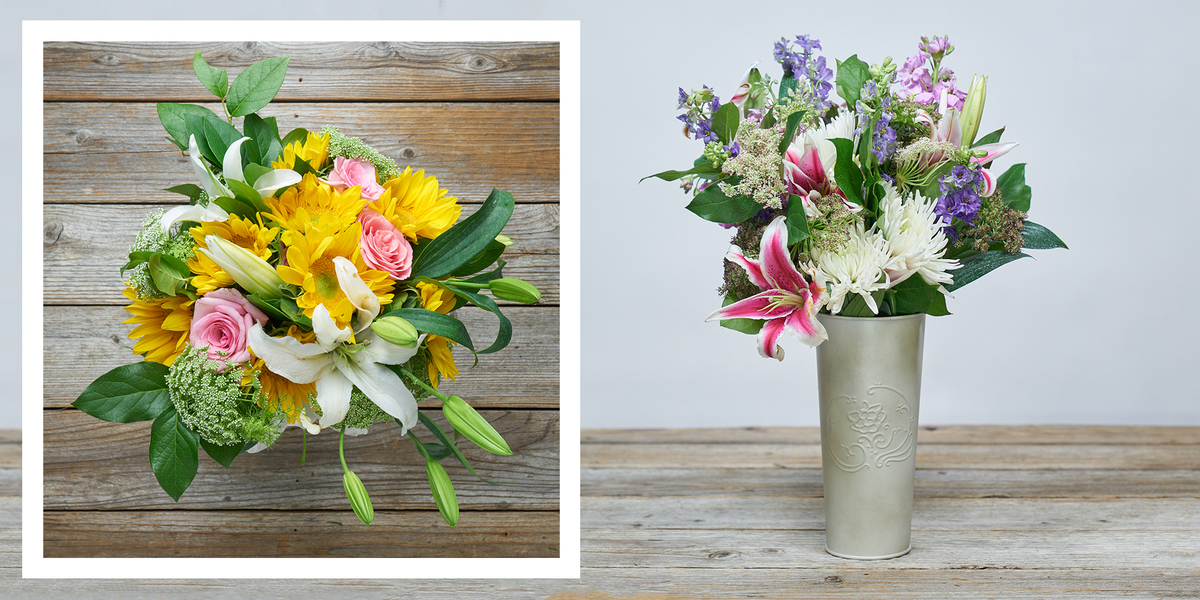 15 Best Online Flower Delivery Services