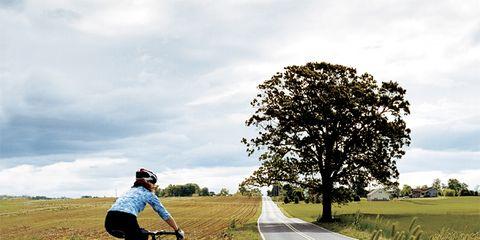 Emily Furia Bicycling