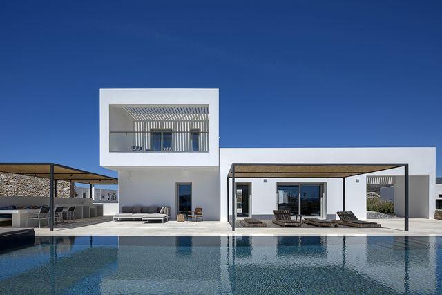 villa in grecia