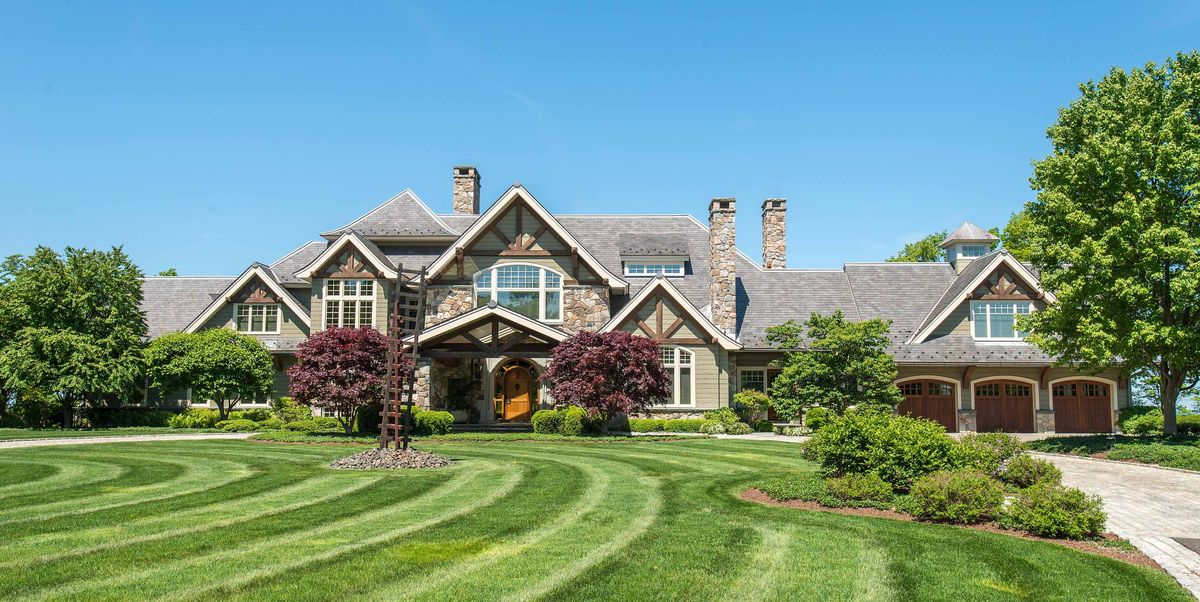 This 87 Acre Connecticut Equestrian Estate Could Be Yours
