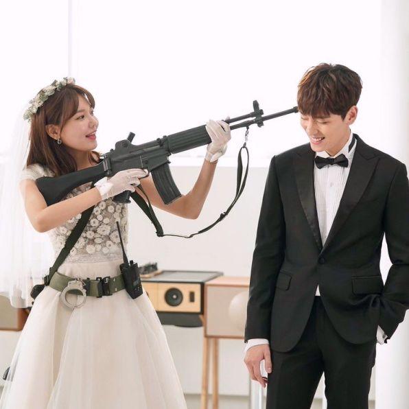 韓劇《所以我和黑粉結婚了》崔泰俊、少女時代的崔秀英