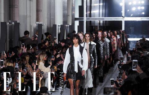 2019秋冬時裝週, Longchamp, 摺疊包, 時尚秀, 紐約時裝週,Longchamp 2019 fw