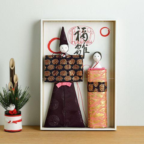 真多呂人形×kigi hinadoll 福雛 23,000円