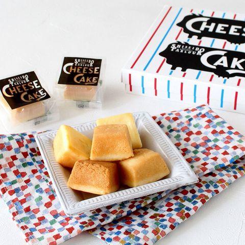 資生堂パーラー チーズケーキ 9個入 2,943円