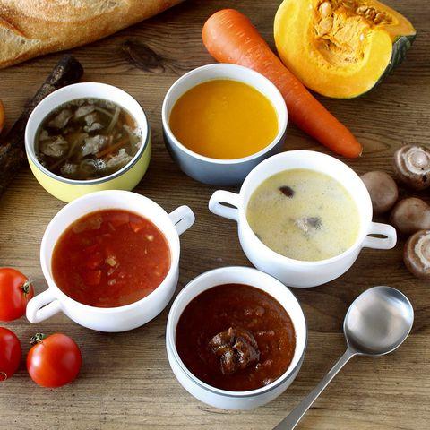 ファイブミニッツ・ミーツ 5種のスープ 2,800円