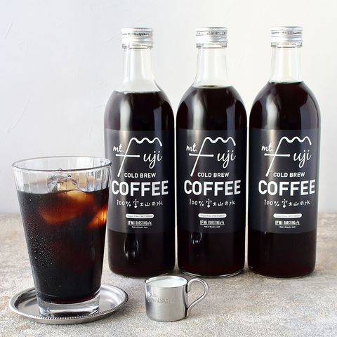 ifni roasting & co リキッドコーヒー500ml×3瓶 3,270円