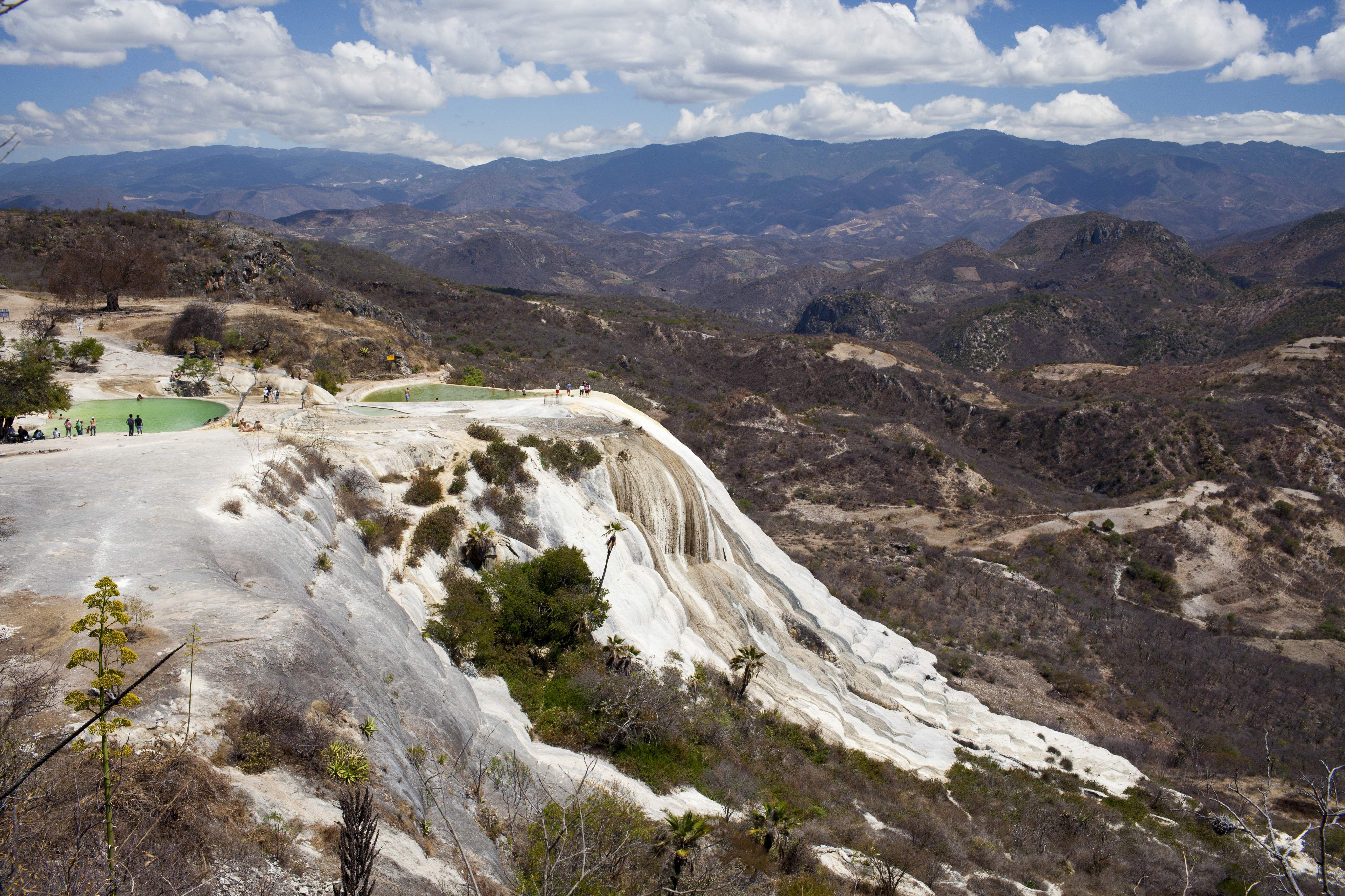 Oaxaca Province Mexico