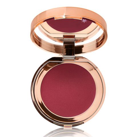 charlotte tilbury pillow talk lip  cheek glow