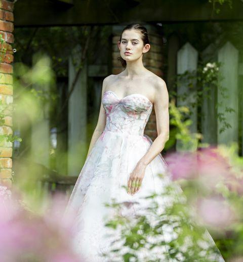 グランマニエのフェアリーカラードレス