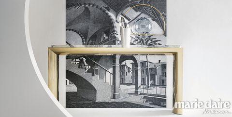 Arch, Architecture, Illustration, Room, House, Building, Black-and-white, Interior design, Art, Visual arts,
