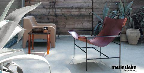 Furniture, Chair, Interior design, Table, Room, Armrest, Design, Material property, Floor, Flooring,