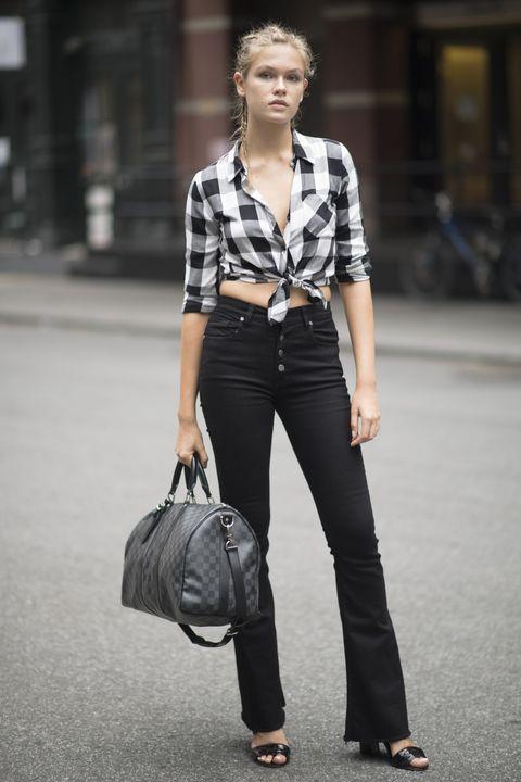reputable site b874a b31ab Camicia a quadri: il check è cool per gli outfit inverno 2019