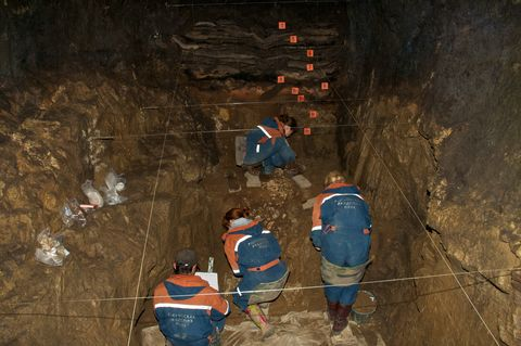 Caving, Geology, Formation, Cave, Recreation,