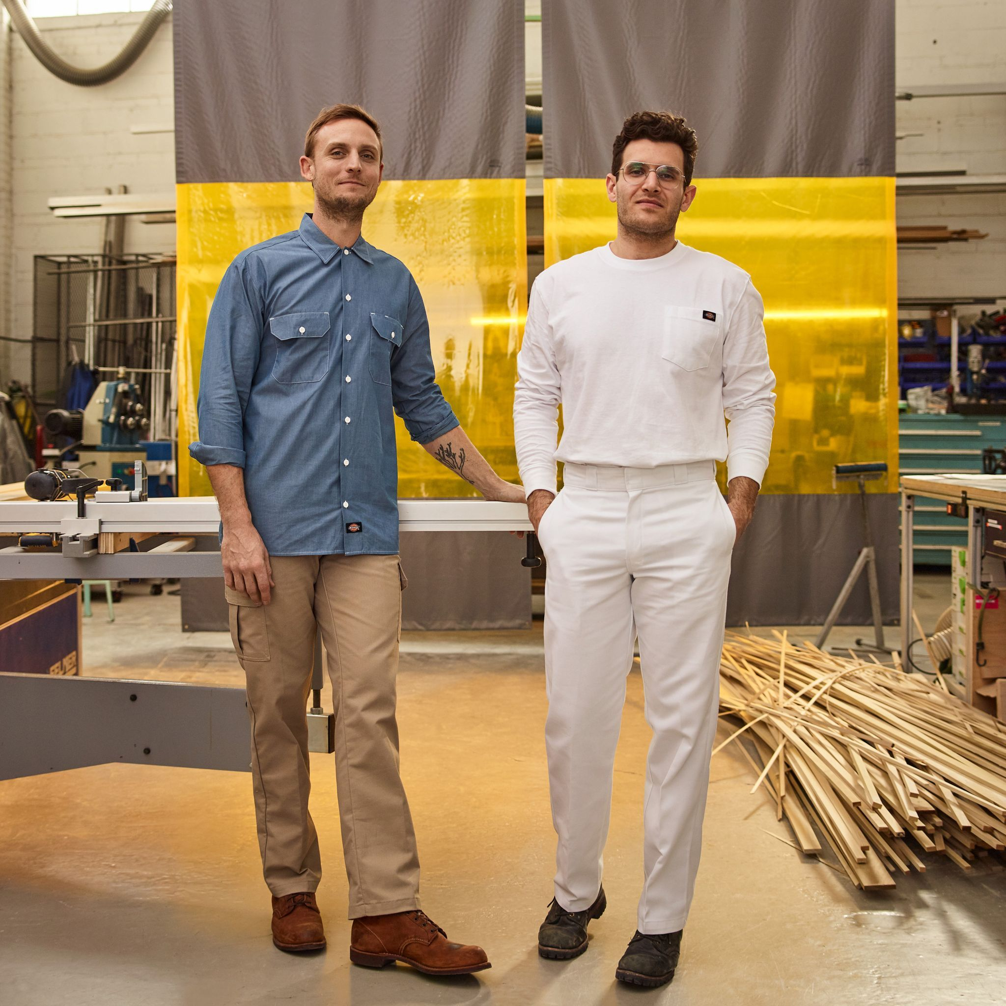 How Brooklyn's Boldest Custom-Fabricators Execute Projects on a Massive Scale