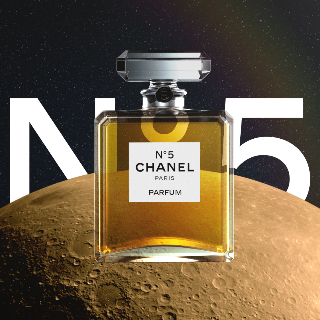 Chanel Celebrates 100 Years of Its Iconic Fragrance Chanel No. 5