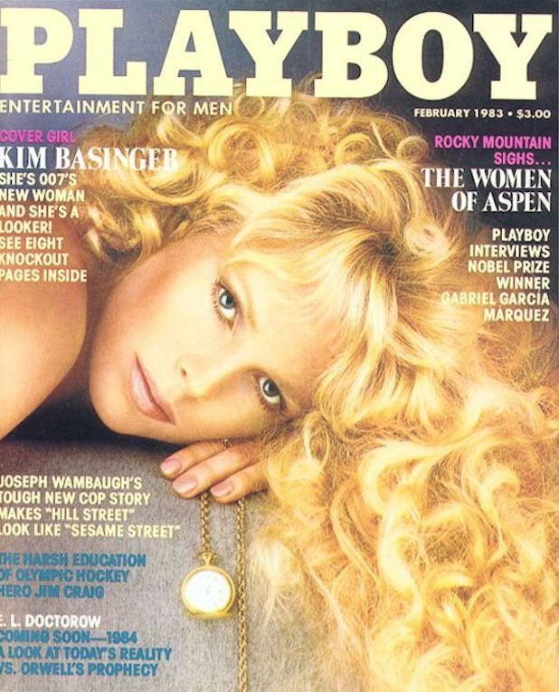 50 Celebrities You Forgot Posed for Playboy