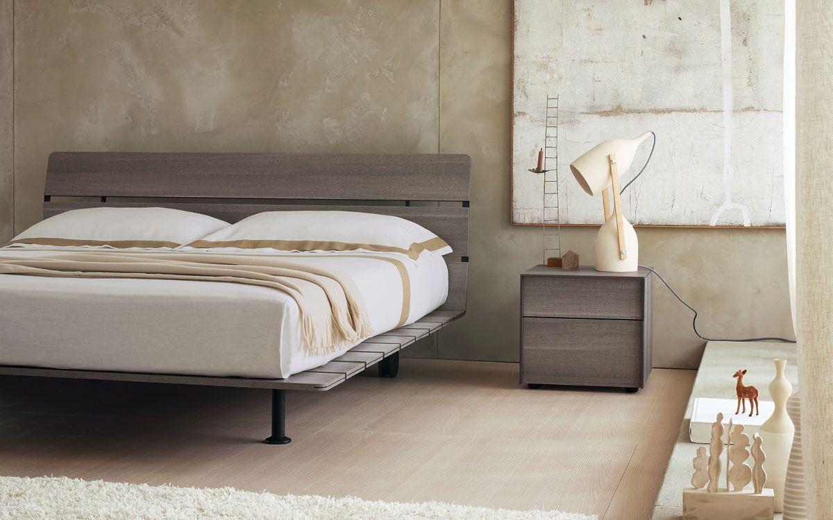 Tadao, il letto che non ha bisogno di alzare la voce