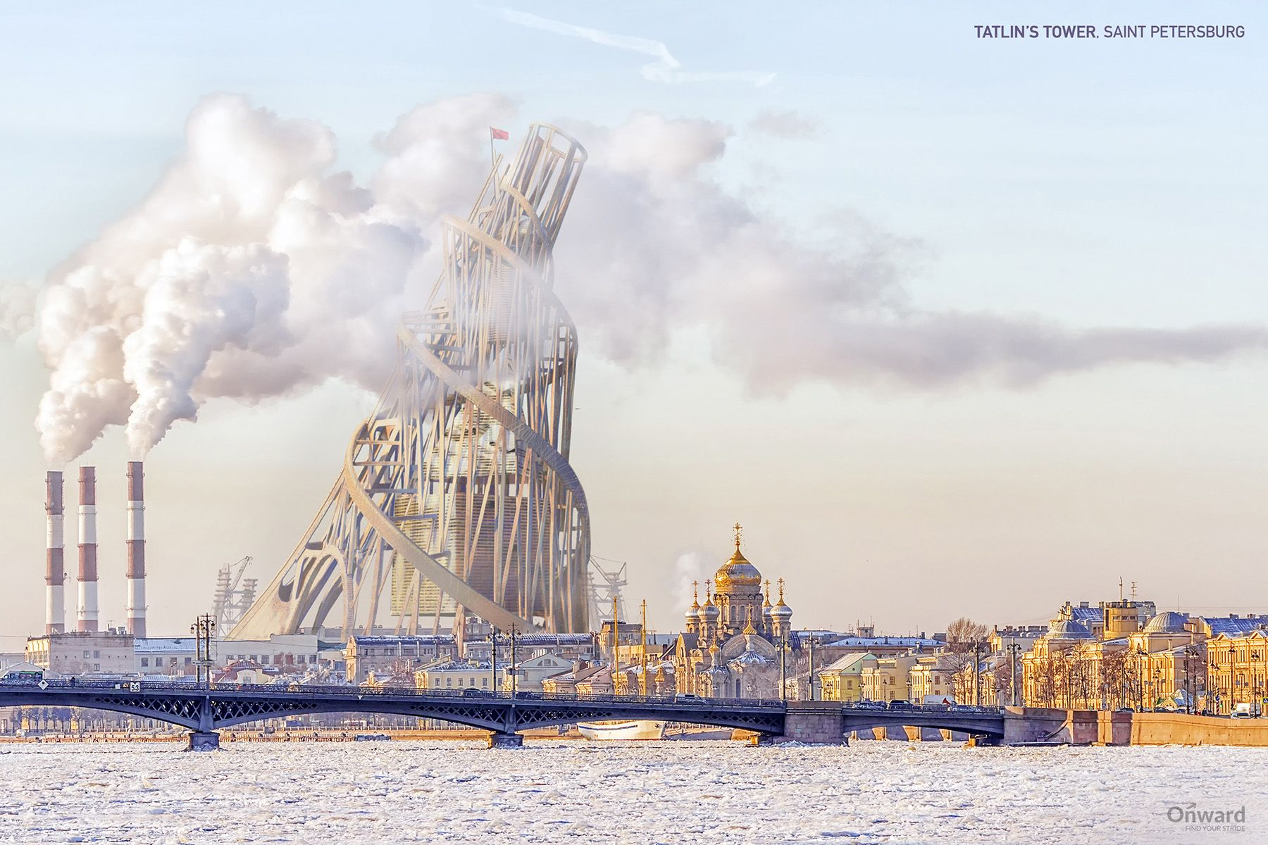 The 7 Wildest Buildings That Were Never Built
