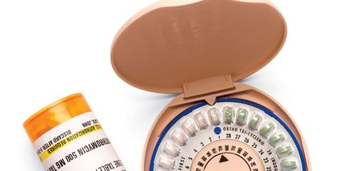 do not mix these drugs: birth control pills and antibiotics