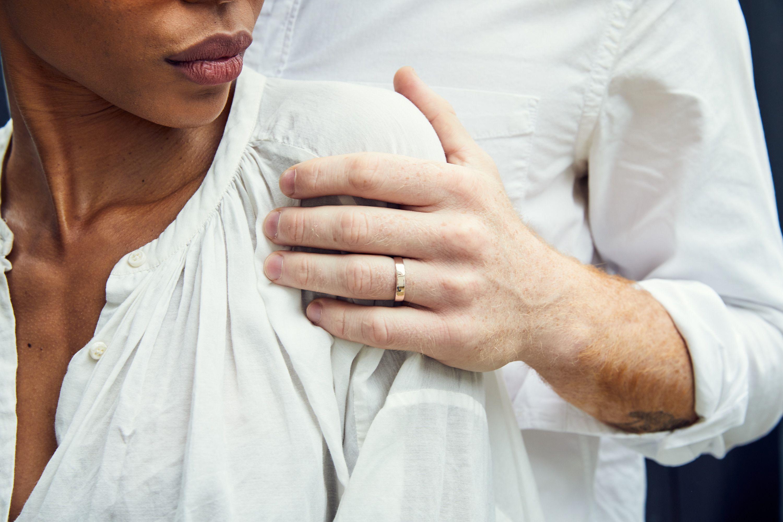 MR O.K Makes the Perfect Mens Wedding Rings