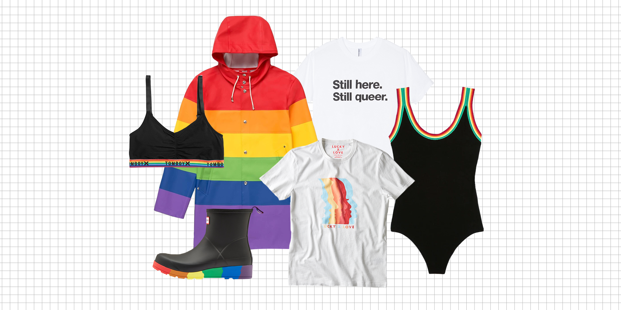 22 Pride Clothes & Accessories That Include a Donation to the Community