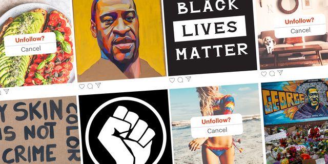 influencer culture and black lives matter allyship