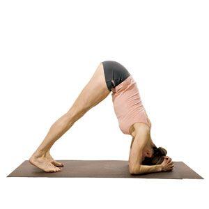 upsidedown yoga poses