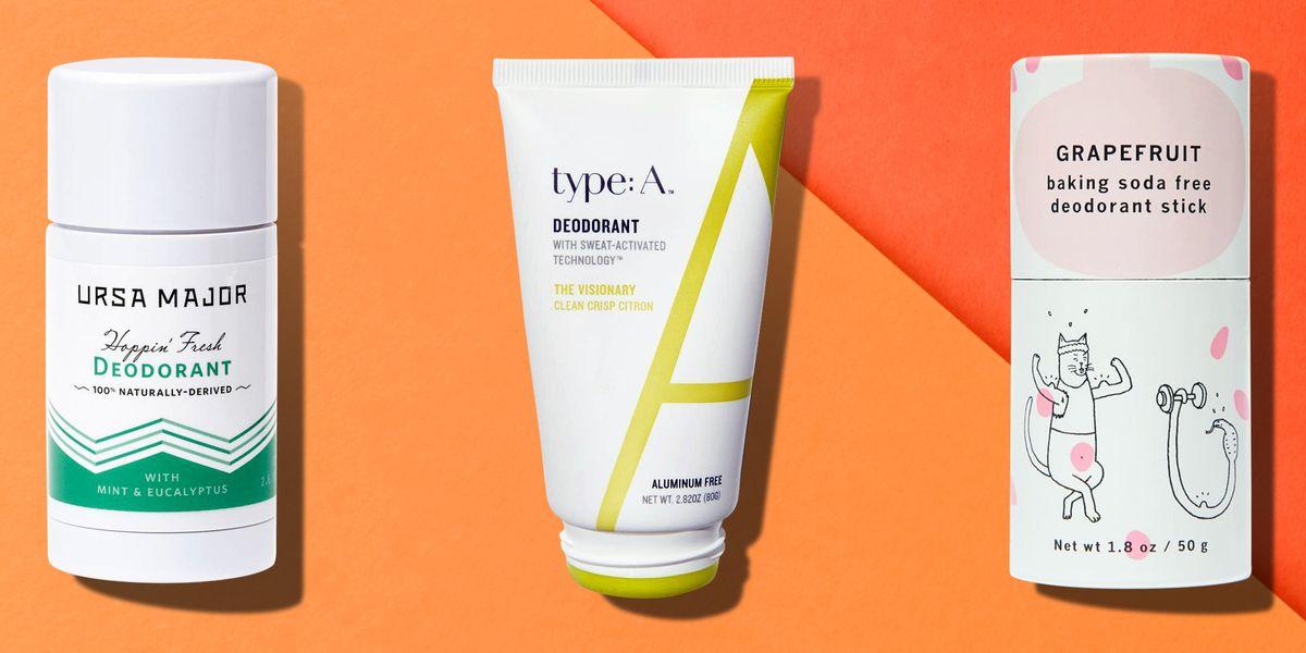 12 Best Natural Deodorants For Women In