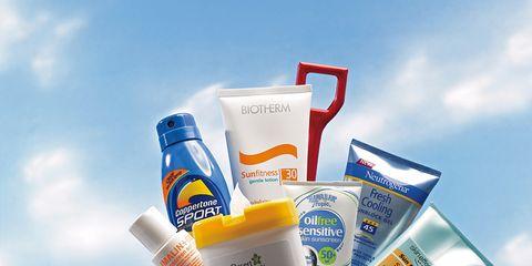 sun damage sunscreen