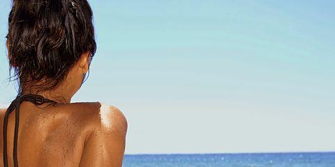 Swimsuit: Woman in Bikini