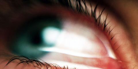 Why We Cry: Crying Eye