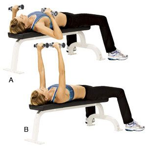 Image result for Chest press