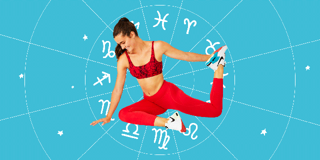 astrology workouts