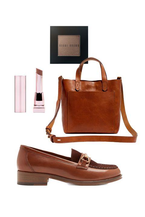 Footwear, Bag, Brown, Tan, Leather, Product, Shoe, Handbag, Fashion accessory, Beige,
