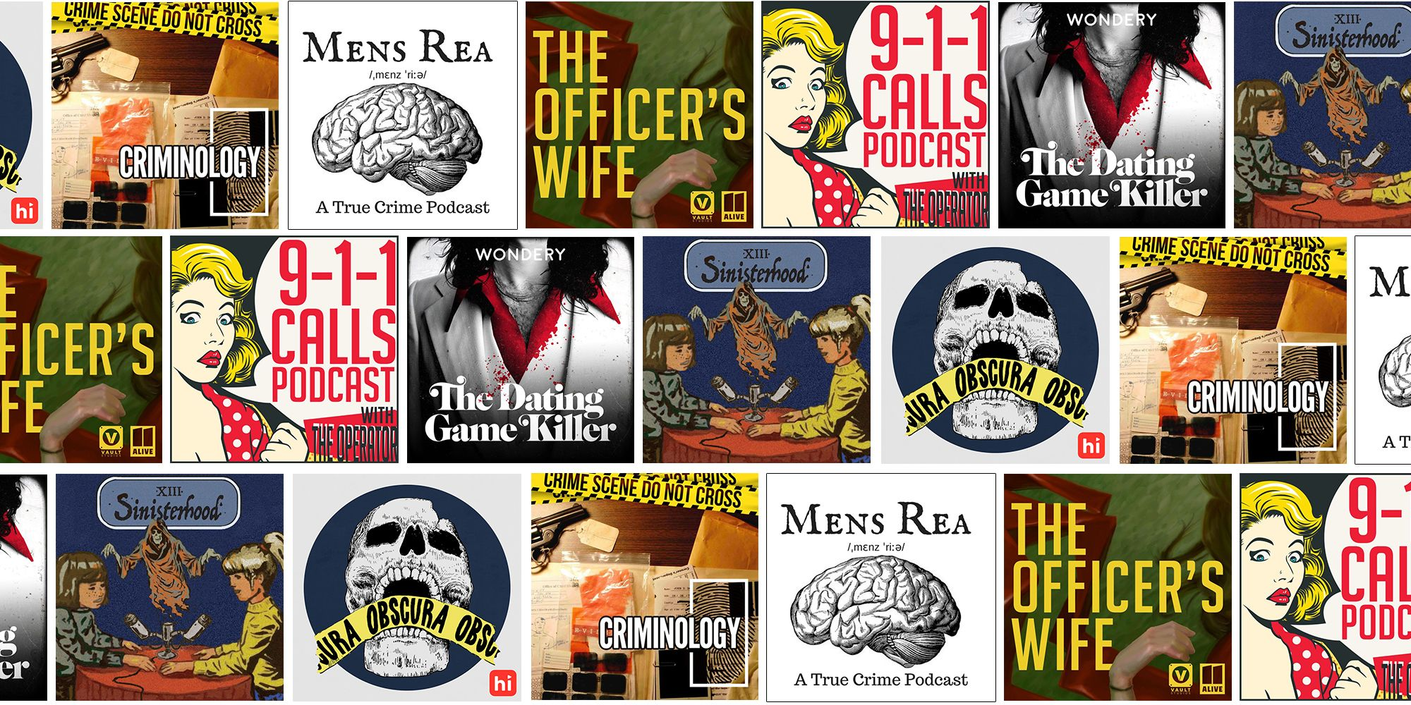 50 True Crime Podcasts We've Been Hooked On This Year
