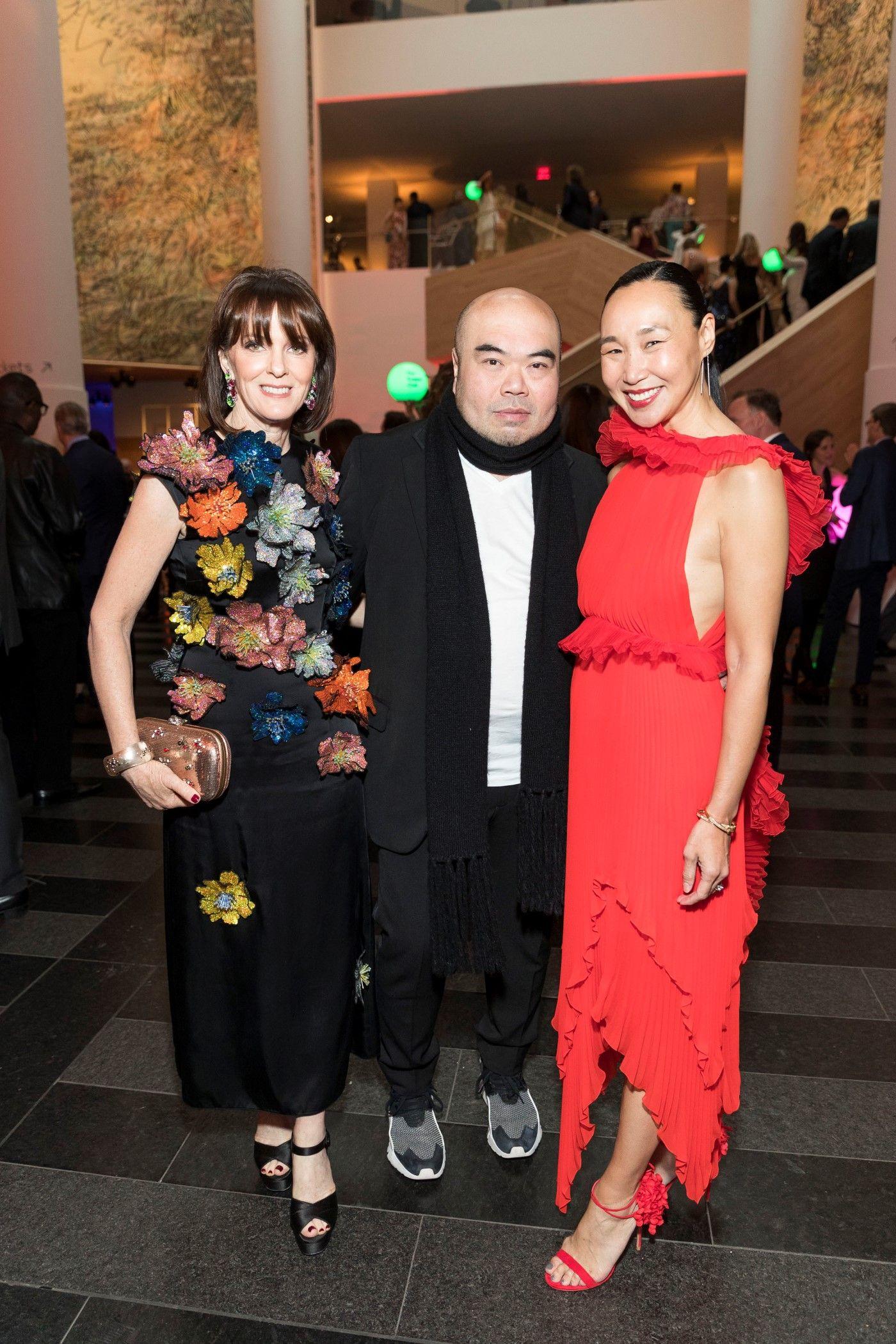 Allison Speer, Andrew Gn, Carolyn Chang