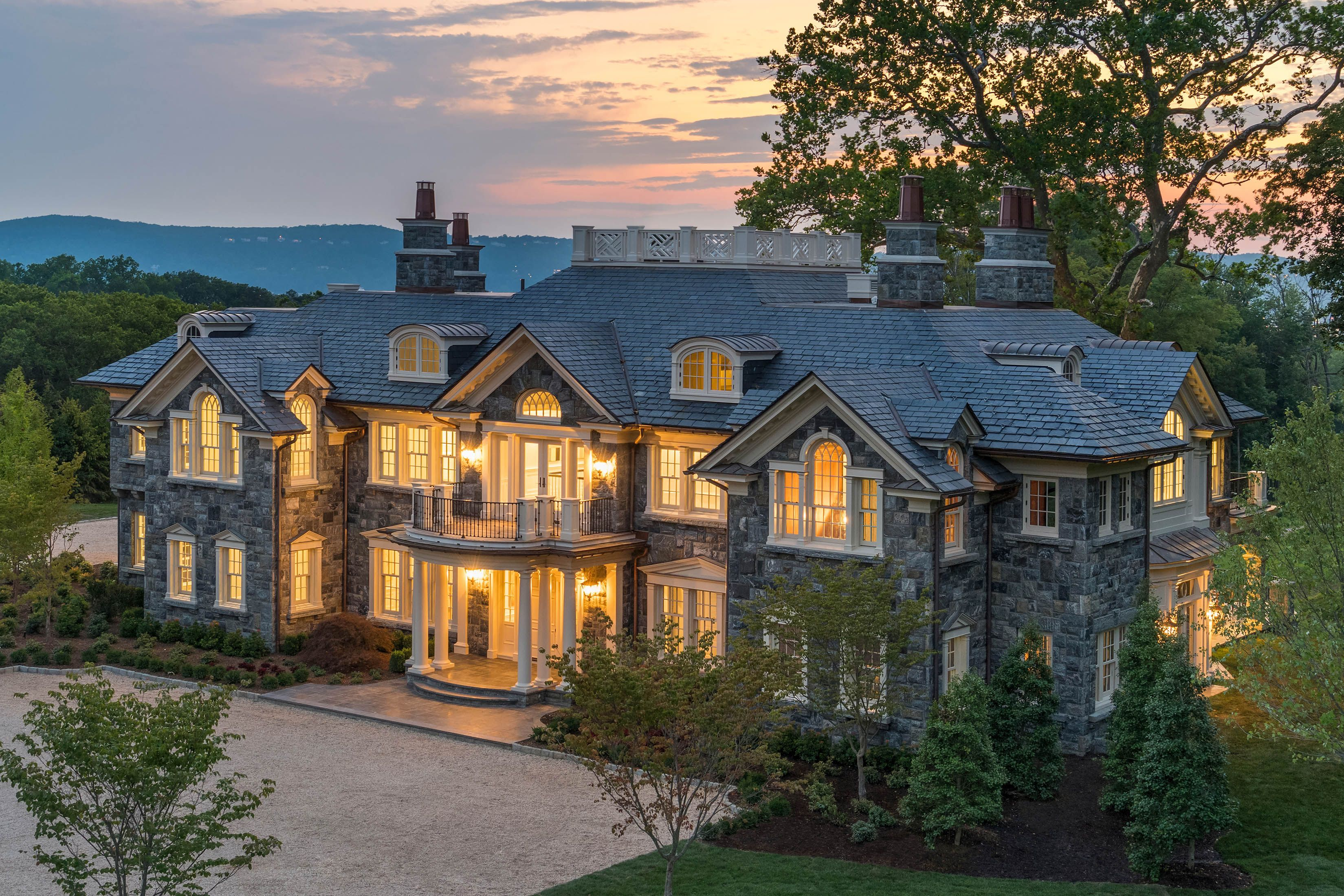 Tarrytown Mansion Greystone Hudson House For Sale