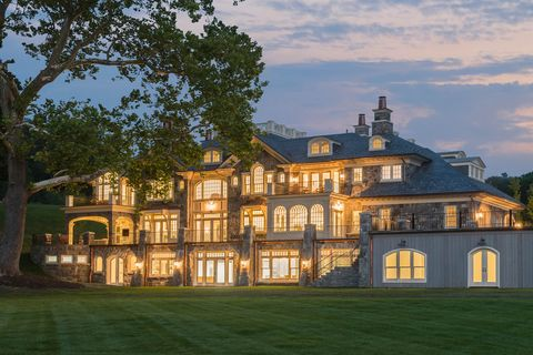 Tarrytown Mansion Greystone On Hudson House For Sale