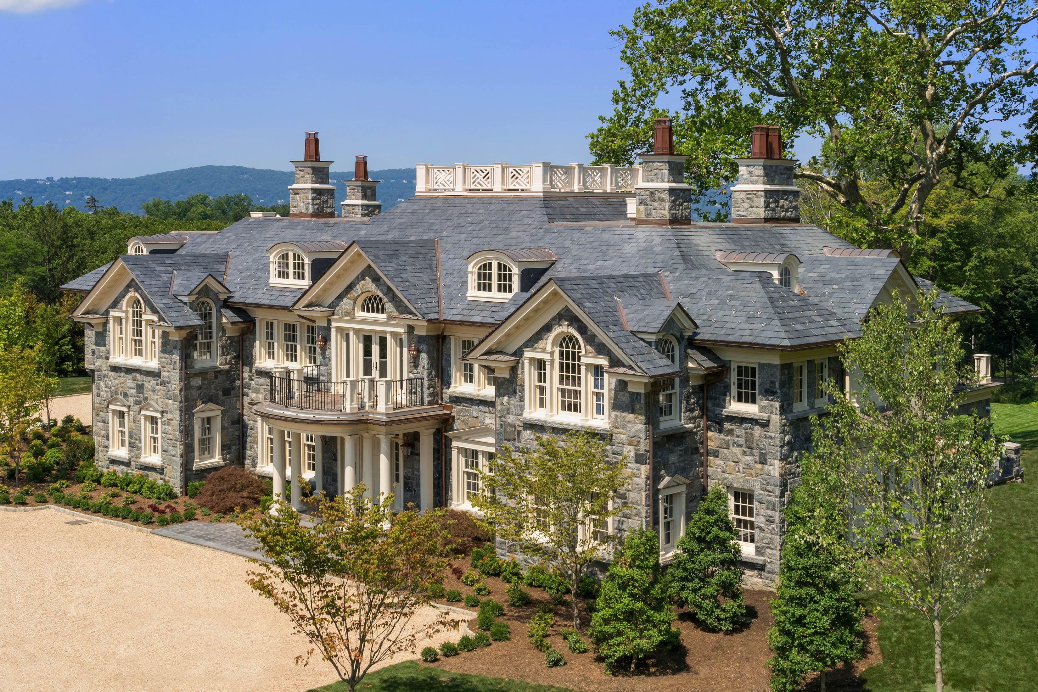Tarrytown Mansion Greystone On Hudson House For Sale