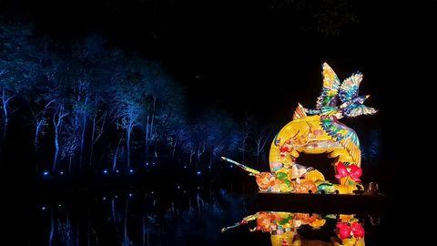2021新竹光臨藝術節「科技未來」燈區綺麗登場!水上裝置藝術、古蹟光雕秀⋯展期+亮點一次看