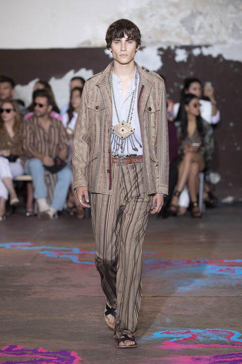 5e15ab29a6 Alla Milano Fashion Week del menswear primavera estate 2020 vanno in ...