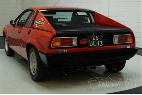ランチア,Lancia Beta Montecarlo,ランチアモンテカルロ,イタリア,ラリー,名車
