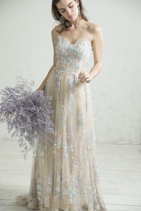 グランマニエの大人スウィートドレス