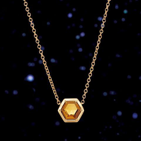 星座石 鏡リュウジ 双子座 シトリン ティファニー パロマピカソ オクタゴン