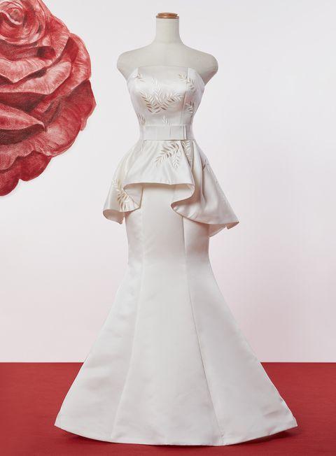 マーシャケイのスレンダードレス
