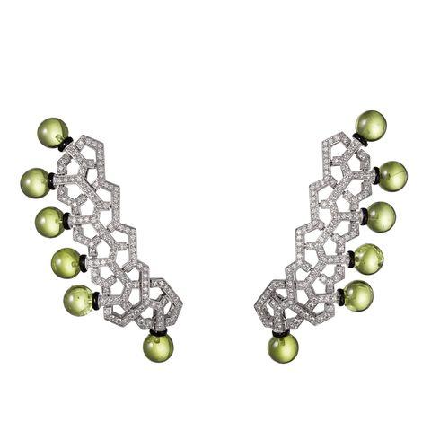 獅子座、處女座幸運石!「八月生日石」橄欖石peridot珠寶推薦