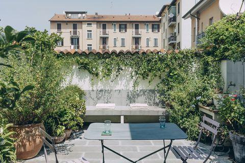 Appartamento della Milano Anni 50