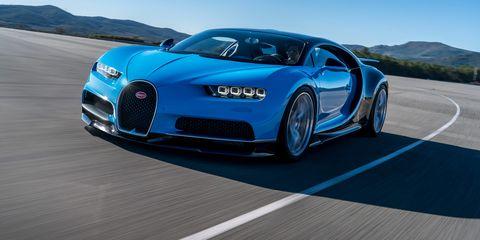 Land vehicle, Vehicle, Car, Bugatti veyron, Bugatti, Supercar, Automotive design, Sports car, Blue, Performance car,