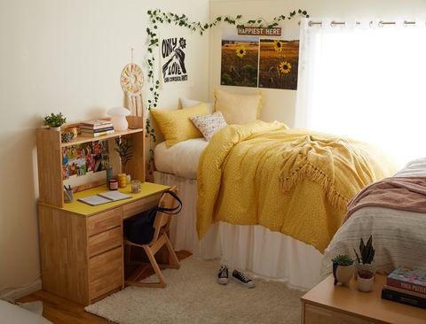 a dorm created with dormify